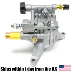 2700 Psi Pressure Washer Water Pump For Sears Craftsman 580.752050 580752050