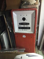 1950and039s Bowser Siamese Vintage Gas Pump Phillips 66.andnbsp