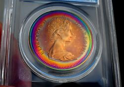 The Most Beautiful Coin In Existence 1973 Canada 1 Sp-70 Perfect Privatelisting