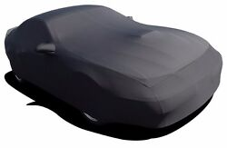 New 1999-2004 Ford Mustang Coupe And Convertible Indoor Car Cover - Black