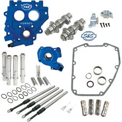 S&S Chain-Drive 585 Cam Chest Upgrade Kit Cams for 2007-2017 Harley Twin Cam