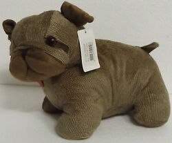 Clayre EEF Door Stopper Dog Animal Nostalgia Country House Style 15 24 9 38in
