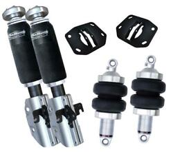 Ridetech 10-15 Chevy Camaro Shockwave System Air Spring And Shock 11500298