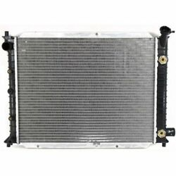 For Escort 91-02, Radiator, Factory Finish, Plastic