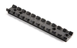 New Tactical Solutions Picatinny Style Ruger 10/22 Base Matte Black 1022srstd