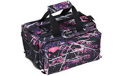 NEW! Bulldog Cases Deluxe Muddy Girl Range Bag with Strap CamoBlack BD910MDG