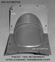 Chevrolet Chevy Car Enlarged Trans Cover Hump For Oem Floor 1941-1948 557 Ems
