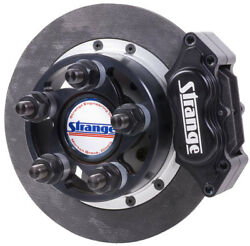 Pro Carbon Rear Brake Kit For Early Big Ford Ends 5 Bc 2.332 Offset