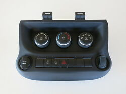 11 12 13 Jeep Wrangler Climate Control Panel Temperature Unit AC Heater