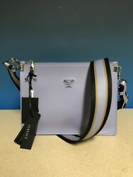 Versace Palazzo Bag Leather Clutch Wristlet NWT Ultra Rare! Only One On Ebay