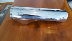 1955 Cadillac Steering Column Surround Covers And Brackets And Screws Chrome Plated