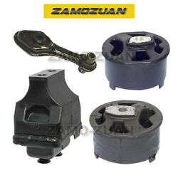 Engine And Trans Mount 4pcs. 95-02 For Chevy Pontiac, Cavalier Sunfire For Manual.