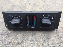 2004-2005 Chevy Impala Monte Carlo Heater AC Climate Control OEM Part# 10447472