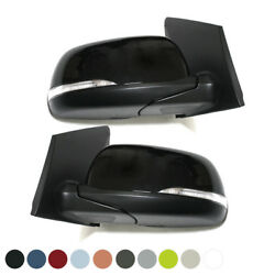 Oem Genuine Parts Side View Mirror Assembly Lh Rh For Kia 2018 Picanto / Morning