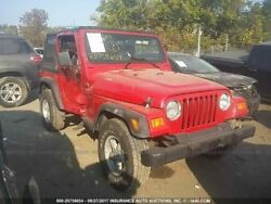 Heater Climate Temperature Control LHD With AC Fits 99-05 WRANGLER 1303698