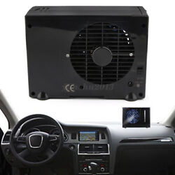 Mini Air Conditioner Car Conditioning Cooler Cooling Evaporative Fan Portable