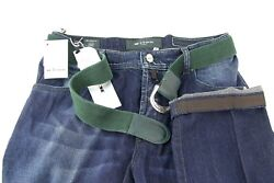 Kiton Napoli Jeans Limited Edition 27 Of 48 Italy Size 32 Us 100 Cotton New 69