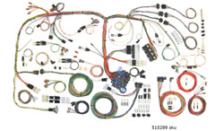 American Autowire 510289 Wiring Harness For Challenger Barracuda Mopar