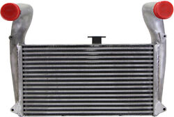Re226367 Charge Air Cooler For John Deere 7630 7730 7830 7930 ++ Tractors