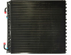 87490300 Condenser With Oil Cooler For Case Ih Wd1903 Wd2303 ++ Combines