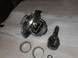 Chevelle Ss 12 Bolt Posi 456 Ring And Pinion With 4 Series Carrier Original Gm