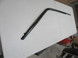 1979-1986 Mustang Hatch Back Driprail Molding Left Nos Pace Car