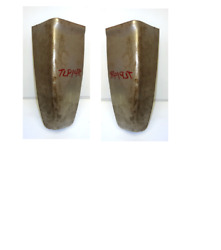 Ford Pickup Truck Tail Light Panel Set L And R 1967-72 Schott