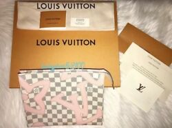 LOUIS VUITTON Limited Edition Toiletry 26 Pouch Clutch Tahitienne Pink BNIB !