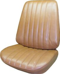 1971-72 Chevrolet Monte Carlo Front Seat Covers - Pui