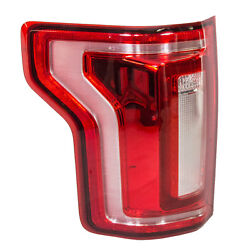 New Oem 2015 Ford F150 Rear Led Tail Lamp Assembly Lh Driver Side Fl3z13405b