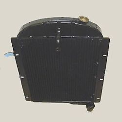 Chevrolet Chevy Truck 1/2 And 3/4 Ton 6 Cyl 3 Core Copper Radiator 1941-1946