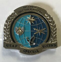 Usaf Special Tactics Combat Control 24 Sts First There So Others May Live - Mint