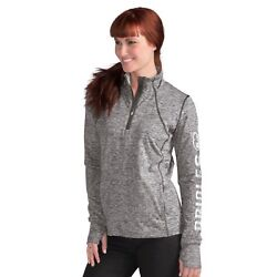 Baltimore Orioles Class Pass 1/4 Zip Womanand039s Pull Over Jacket By G-iii 4-her