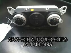 07-09 MAZDA CX-7 CX7 CLIMATE CONTROL TEMPERATURE UNIT AC HEATER OEM