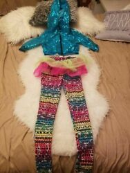 Kids Hip hop Jazz Dance Costume