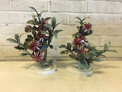 Royal Worcester Dorothy Doughty Floral Figurines Mexican Feijoa Ladybirds 1950