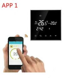 220V Temperature controller for gas boiler digital wifi thermostat programmable