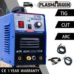 Cut And Tig And Mma Air Ct312 Plasma Cutter 3 Functions In 1 Combo Welding Machine