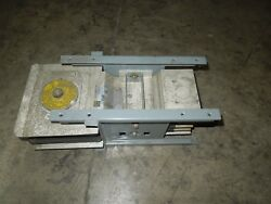 Square D I-line Ii Cf2513g12bsr1 Aluminum Busway Adapter 1350a 3ph 4w Used