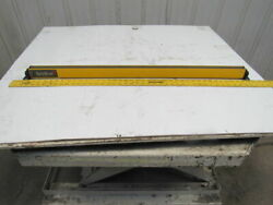 Dolan Jenner Ss950-36000 Safe Scan 9 Safety Light Curtain Transmitter And Receiver