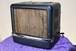 Firestone Air Chief Power Tube Radio Speaker Box Old Original Usa 1940and039s 1930and039s