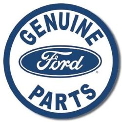 Ford Parts Vintage Style Tin Signs Auto Shop Motor Oil Can Display Dad Model T