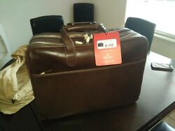 Victorinox 125th Anniversary Limited Travel Bag Leather Carry-on, Only 125 Made