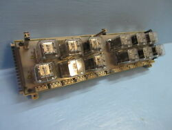 Ovation Relay Base W Relays 1c31222g01 Plc Westinghouse Emerson 3a99238g