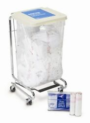 Linen Bag Medi-Pak MELT-A-WAY Water Soluble 20 - 25 gal. 26 X 33 Inch Case100
