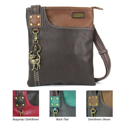 Chala Xbody Swing Bag Crossbody handBags with Mini Keychain Slim Cat $42.00