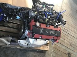Honda S2000 AP 2,0 Petrol Motor 177kw 241PS with and Control Unit