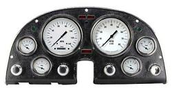 1963 - 1967 Chevy Corvette Direct Fit Gauge White Hot Co63wh