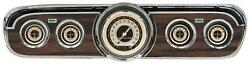 1965-66 Ford Mustang Classic Instruments Direct Fit Gauges Nostalgia Mu65nt00