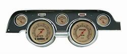1967-1968 Ford Mustang Direct Fit Gauge Gauge Vintage Mu67vt